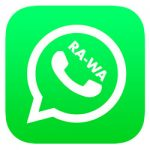 Ra WhatsApp iOS logo