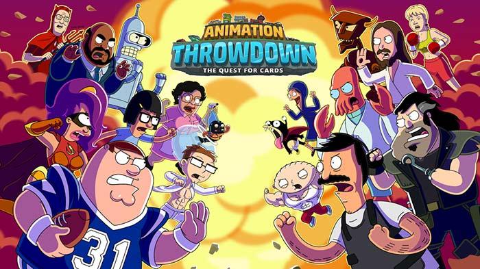 Animation Throwdown: TQFC para Android