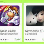 Google Play está hoy lleno de ofertas