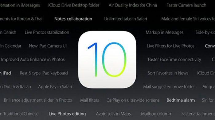 iOS 10 instalado casi en el 15% de dispositivos compatibles