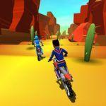 Faily Rider, un fantástico juego de carreras sin fin en moto