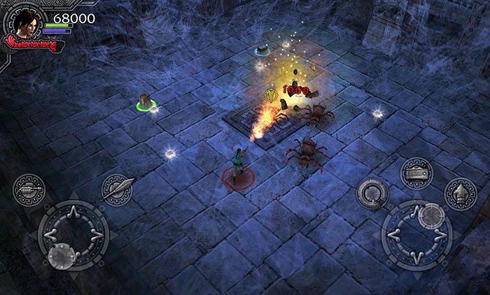 Lara Croft: Guardian of Light para Android