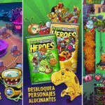 Plants vs. Zombies Heroes para Android y iPhone ya disponible