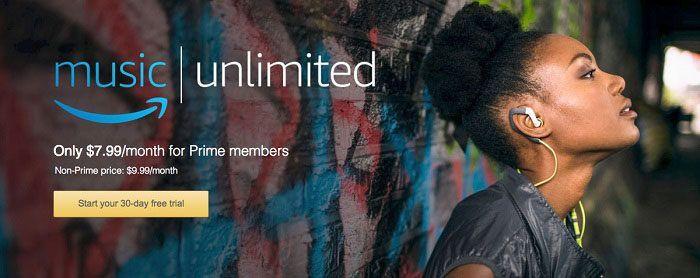 Amazon Music Unlimited ya es oficial