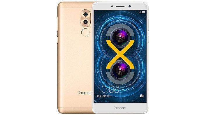 Honor 6X se presenta de forma oficial
