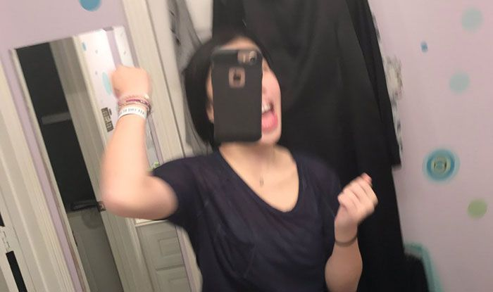 Selfies sin manos