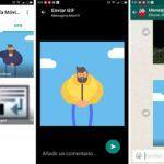 WhatsApp para Android Beta permite enviar GIFs