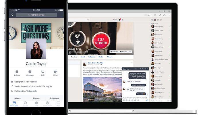 facebook lanzará esta red social a un coste que podemos calificar como muy popular. Para iniciar disponemos de hasta 3 meses sin costo a fin de que vayamos probando y si nos decidimos los costos van desde tres dólares estadounidenses para emplearla con mil usuarios activos cada mes o bien dos dólares americanos para diez usuarios activos, y si son más, únicamente va a costar 1 dólar por mes. Los planes de Workplace by facebook incluyen entre otras muchas funciones almacenaje ilimitado de todo género de ficheros, asimismo conjuntos y equipos ilimitados, streaming de vídeo en vivo, o bien moniroteo de herramientas para equipos TI. Lo cierto es que por ese costo no se puede solicitar más .