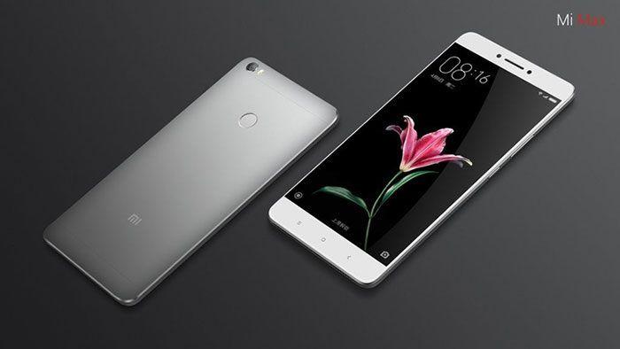 Xiaomi Mi Max, una bestia de 6,44 pulgadas