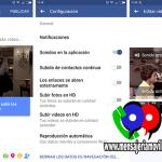 Facebook ya permite subir vídeos en HD desde el móvil