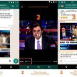 WhatsApp ya prueba el video en streaming