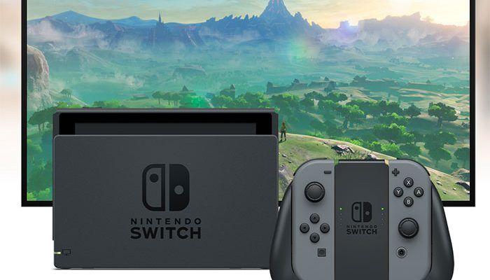 Nintendo Switch: características, juegos y precio