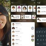Snapchat introduce la barra de búsqueda universal