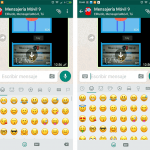 Whatsapp para Android introduce cambios estéticos