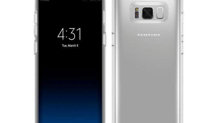 Todas las características del Samsung Galaxy S8+