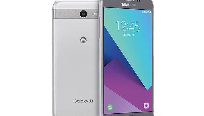 Samsung Galaxy J3 ya tiene su versión para el año 2017