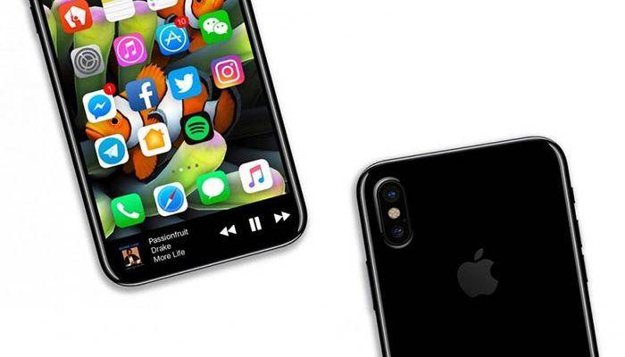 El iPhone 8 llegaría en octubre con los Apple AirPods