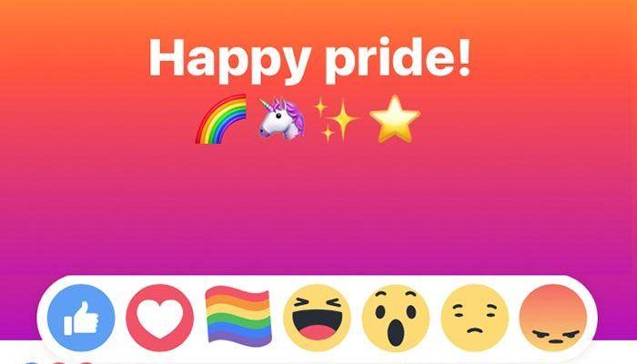 Facebook te deja enviar la bandera del Orgullo LGBT