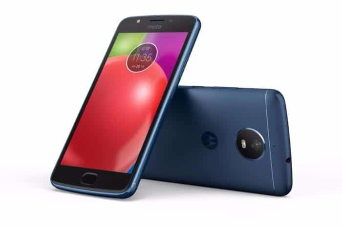 imagen Moto E4
