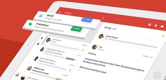 Google no espiará nuestro correo de Gmail para mostrar publicidad
