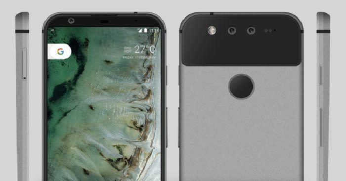 Google Pixel 2 se filtra a la red con cantidad de detalles interesantes