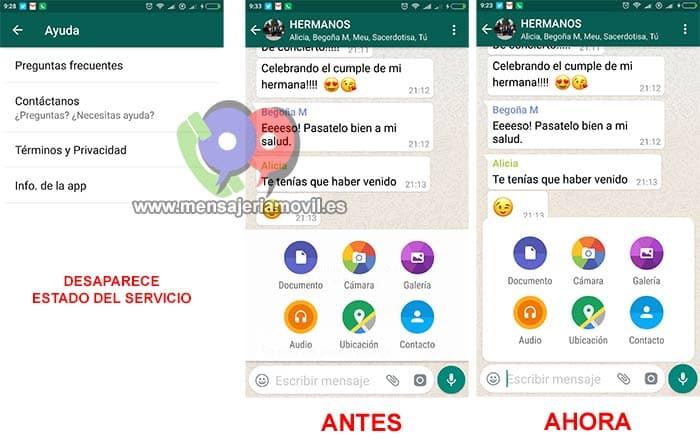 WhatsApp para Android 2.17.223
