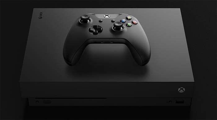 Xbox One X se ha presentado oficialmente a todo el mundo