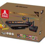 Atari Flashback 8 Gold es otra consola que viaja al pasado