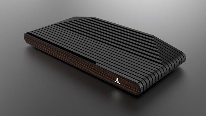 Ataribox la nueva consola que presenta la mítica compañía Atari