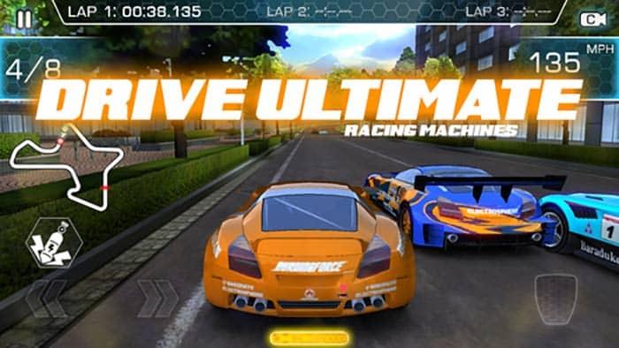 imagen Ridge Racer Slipstream