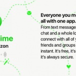Amazon Anytime, la nueva app de mensajería de Amazon