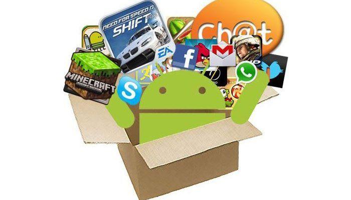 Las aplicaciones y juegos gratis que se ofertan desde Google Play