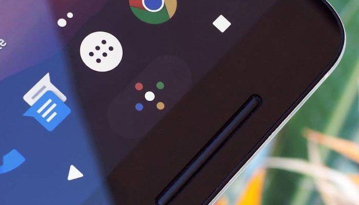 El botón del Pánico aparece en Android 7.1.1 Nougat