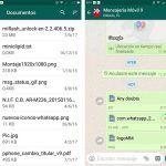 Compartir cualquier tipo de archivo y mucho más en el nuevo WhatsApp para Android