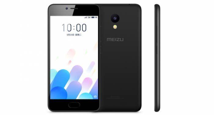 Meizu A5 se ha presentado oficialmente en China