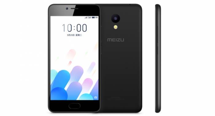 imagen Meizu A5 negro