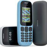 El Nokia 105 se actualiza con nueva imagen, pero sin perder su esencia