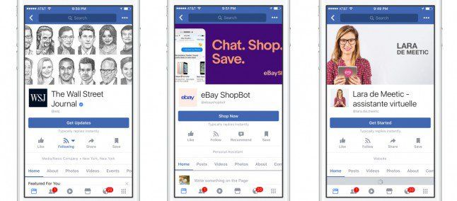 imagen Messenger Platform