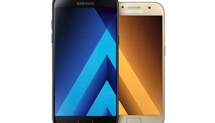 Samsung Galaxy A5 2018 se filtra a la red