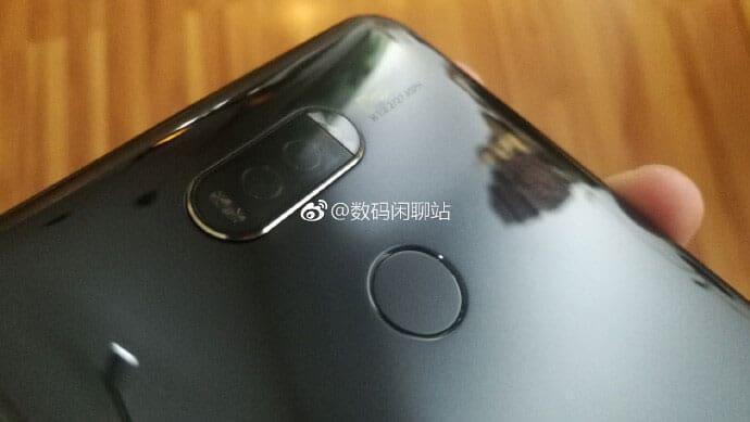Huawei Mate 10 se filtra con imágenes