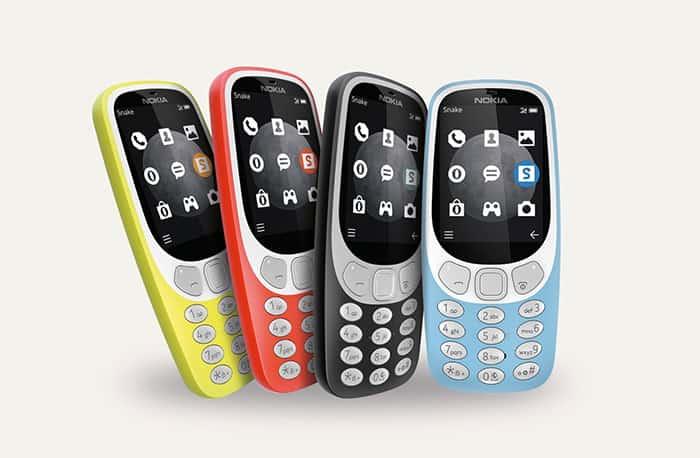imagen Nokia 3310 3G