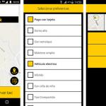 Comparte taxi con la aplicación Ntaxi