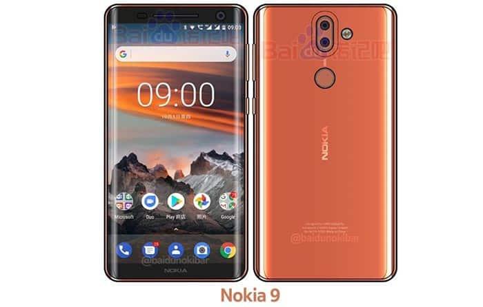 imagen nuevo Nokia 9