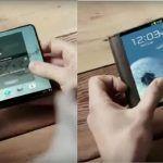 Samsung Galaxy X, ¿es el próximo móvil plegable?
