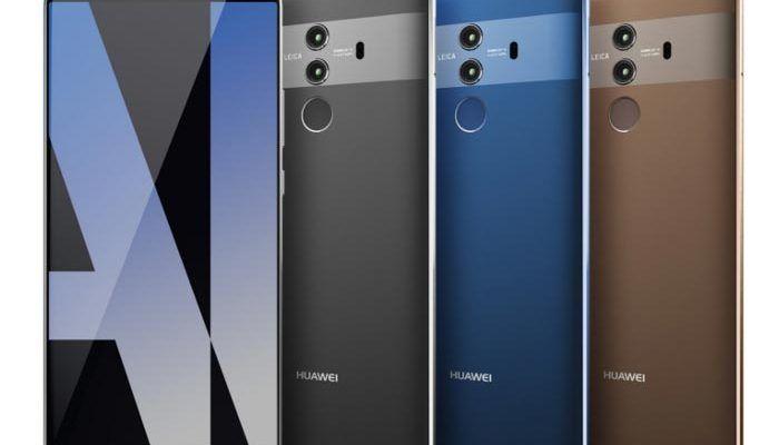 Confirmado: Así es el esperado Huawei Mate 10 Pro
