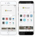 Microsoft Edge desembarca oficialmente en Google Play y la App Store