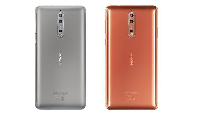 Nokia 8 pasa por pruebas de resistencia muy duras