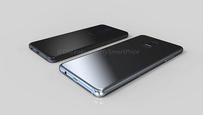 Samsung Galaxy A5 y Samsung Galaxy A7 de 2018 filtrados a la red