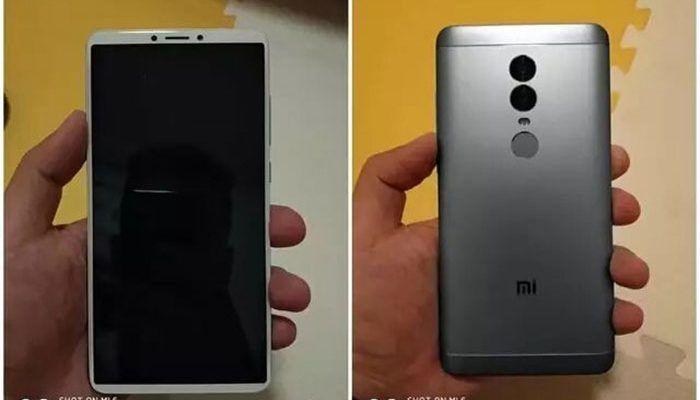 Xiaomi Redmi Note 5, ya sabemos cómo es