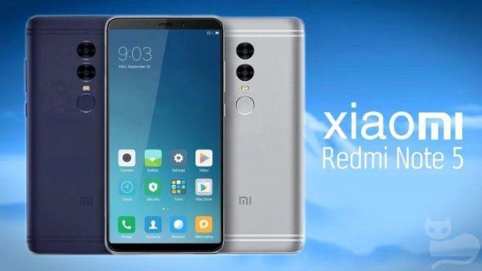 Primeros rumores del Xiaomi Redmi Note 5 apuntan alto
